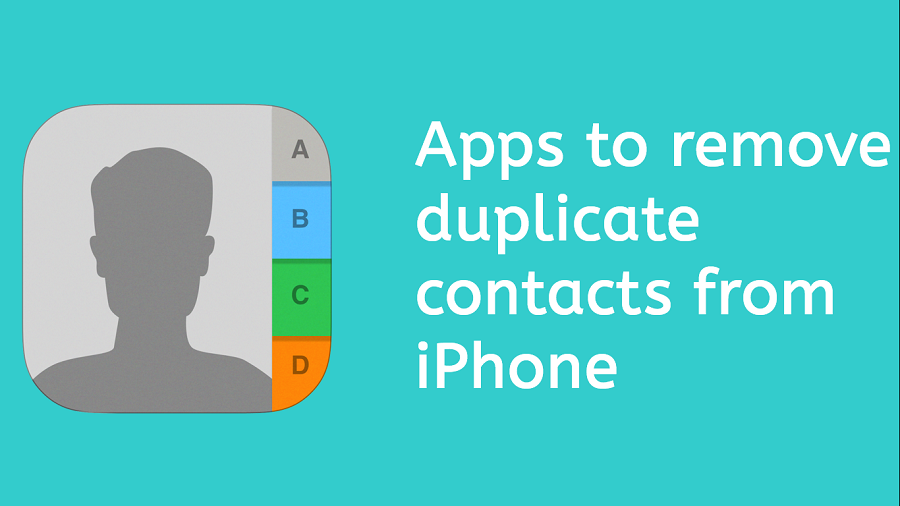 Top 5 Duplicate Contact Remover Apps for iPhone : Intelligent computing