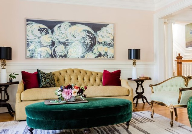 How To Decorate A Long Wall In Living Room - HomeEbiz - how to decorate a long wall in living room