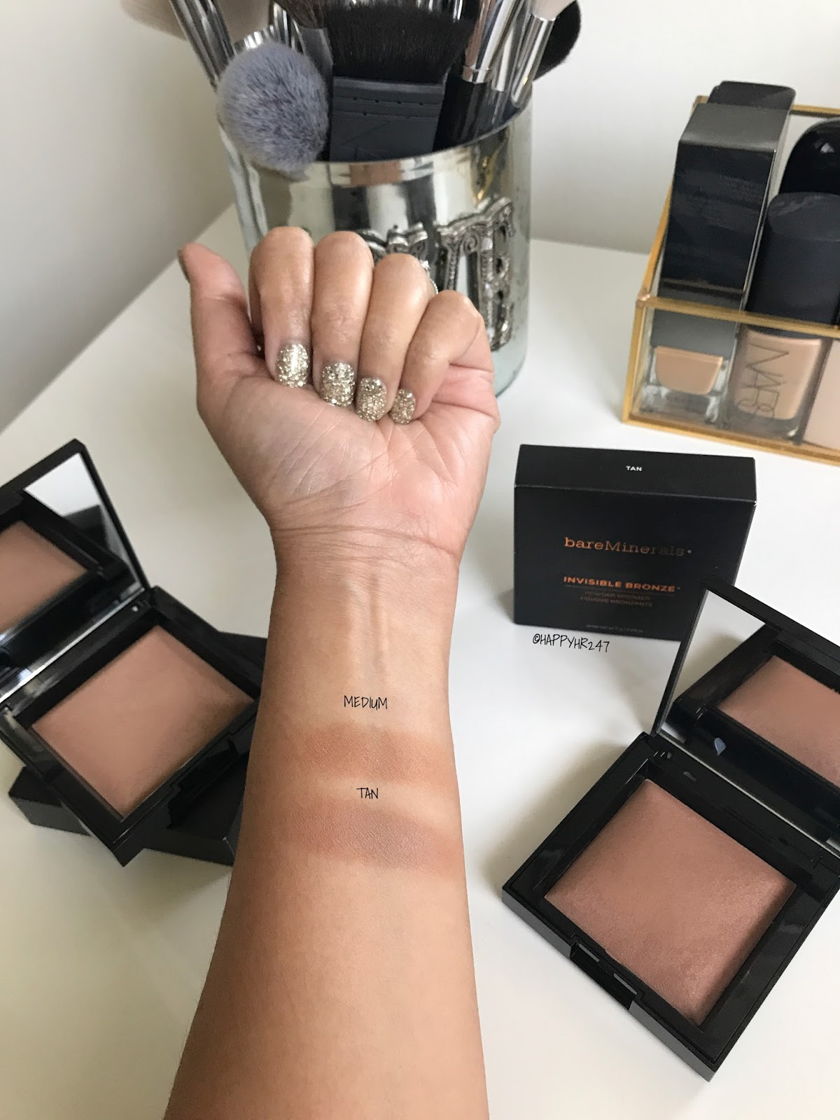 Product Review Bare Minerals Invisible Bronze Powder Bronzer