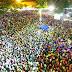 Povo invade as ruas e Água Branca-PI vira um caldeirão festivo neste Carnaval