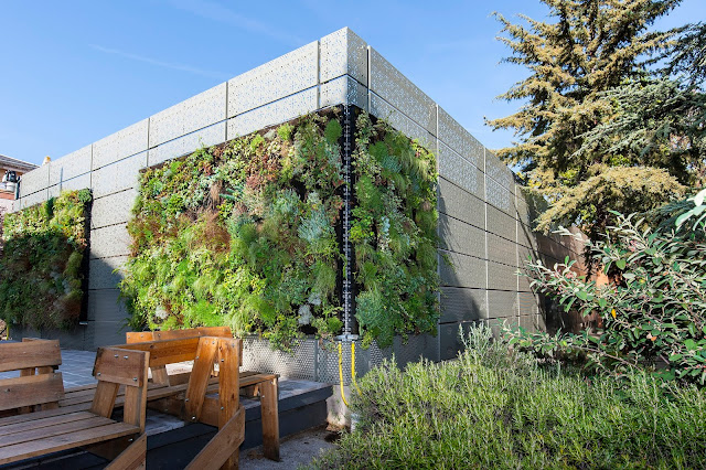 taller jardin vertical