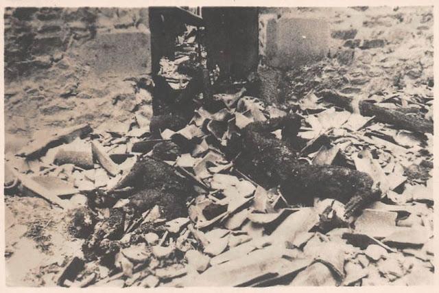 Cadavres d'Oradour