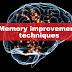 Memory improvement techniques in hindi || मेमोरी इम्प्रूवमेंट (हिंदी में)