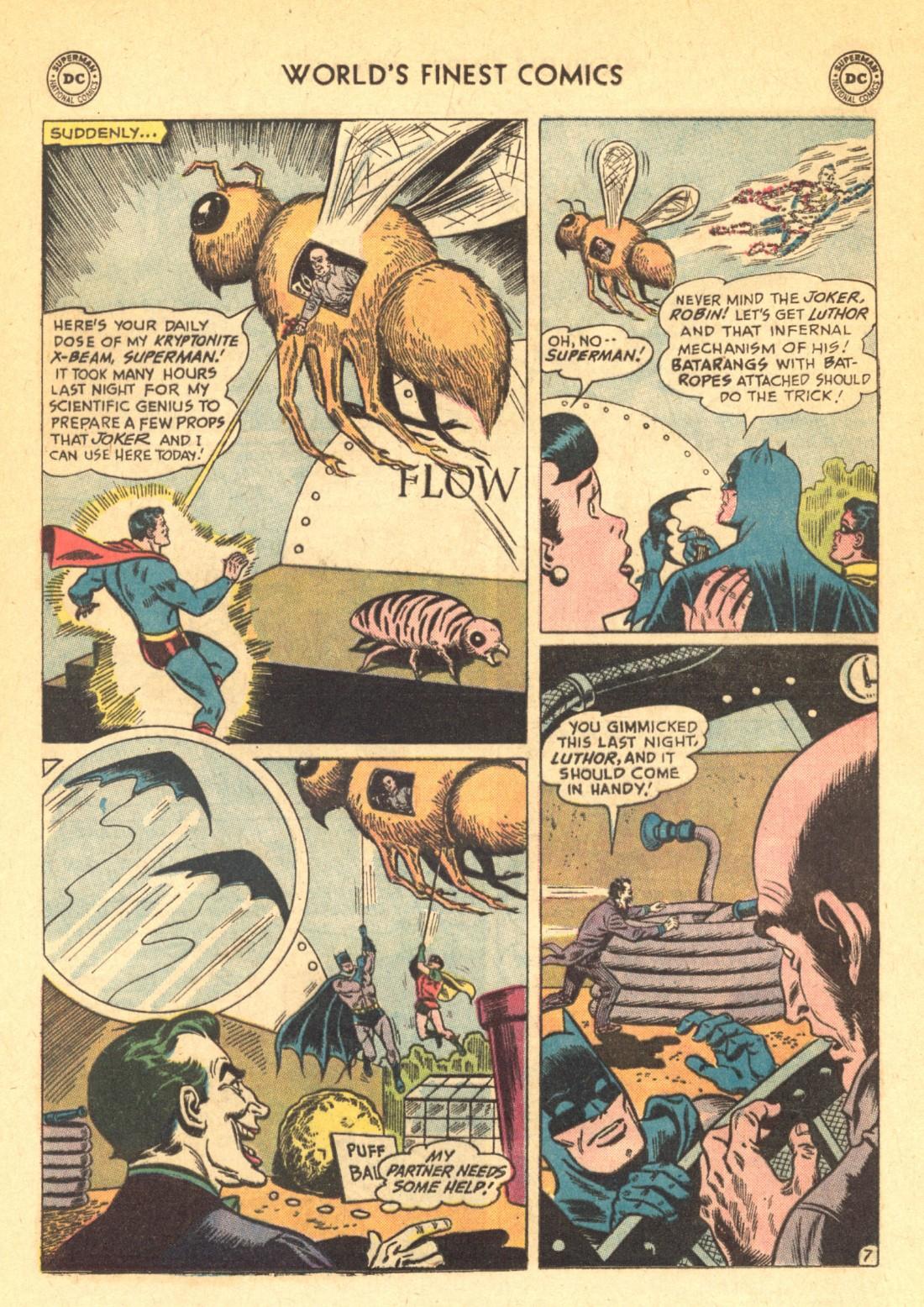 Read online World's Finest Comics comic -  Issue #129 - 9