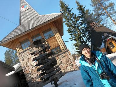 Village of Santa Claus in Lapland