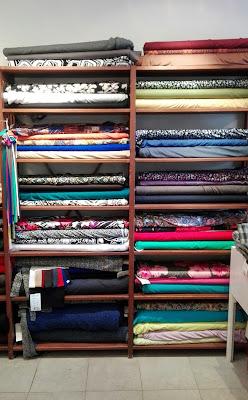 materials kangaskauppa helsinki värikkäitä kankaita