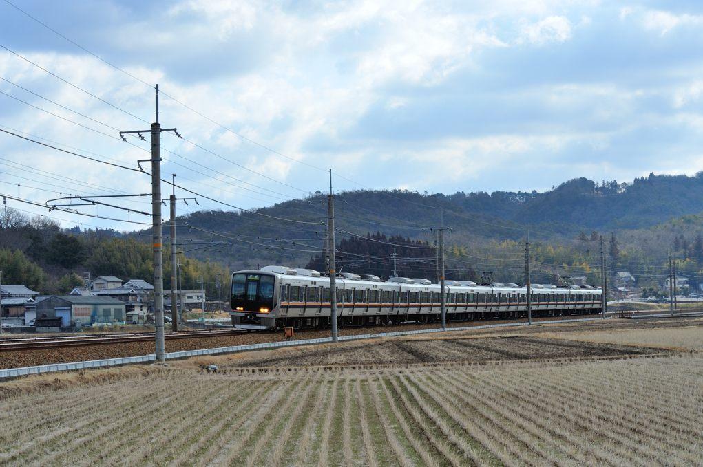 福知山線道場・三田間鉄道画像