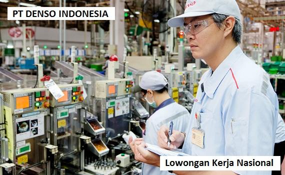 Lowongan Kerja PT Denso Indonesia MM2100 (Lulusan SMA/SMK/D3/S1)