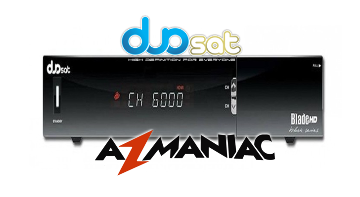 Duosat Blade HD Black Series