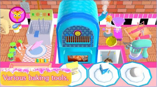 Download Picabu Bakery: Cooking Games App