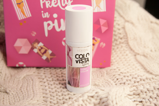 L'Oreal Paris - Colovista 1 Day Spray #Pinkhair