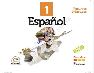 Español 1 Recursos Didácticos