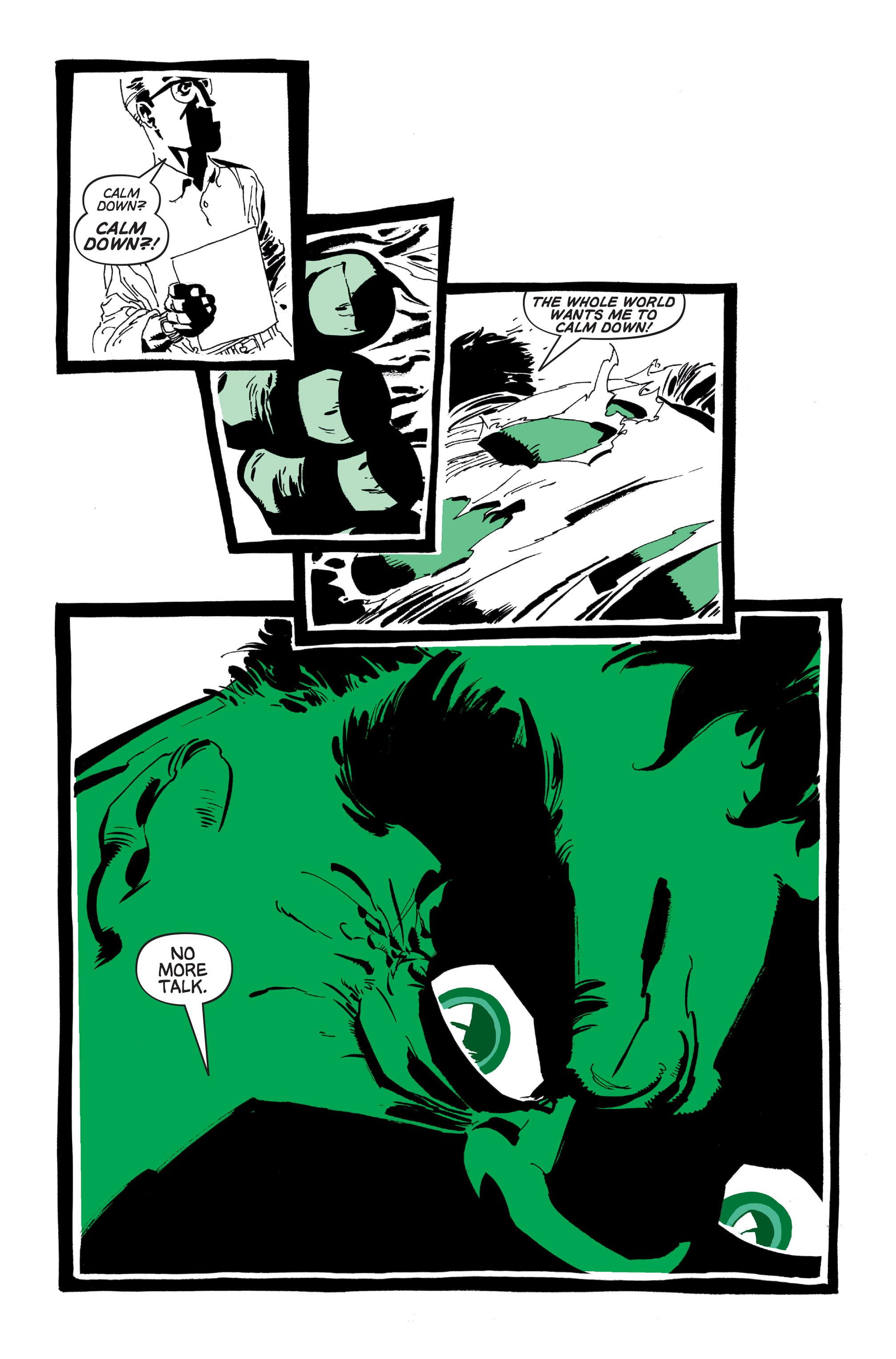 Read online Hulk: Gray comic -  Issue #6 - 21