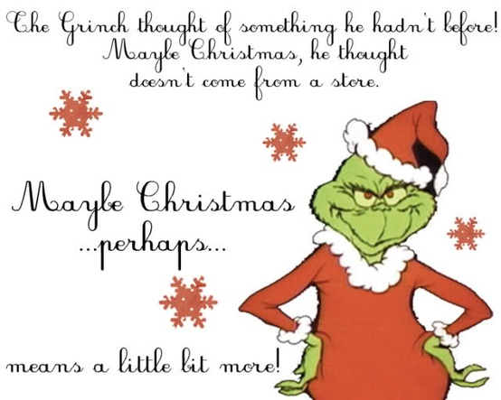 Free Christmas Printables With Favorite Movie Quotes: The Grinch Printable Quotes. QuotesGram