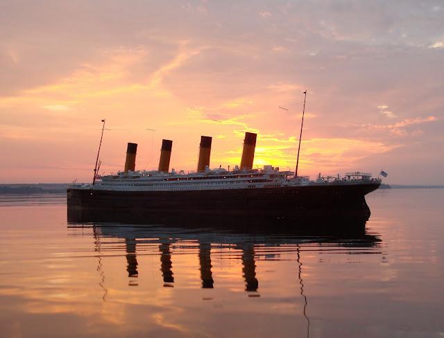 Второй «Титаник» повторит рейс затонувшего корабля