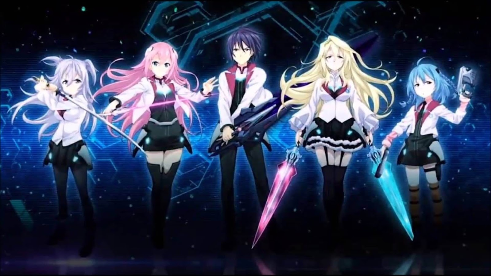 Download OST Opening Ending Insert Song Anime Gakusen Toshi Asterisk 2nd Season Version