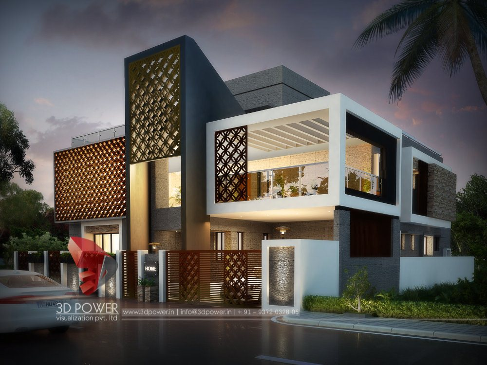 Ultra modern home designs home designs for Create house design 3d