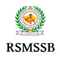 RSMSSB jobs,latest govt jobs,govt jobs,latest jobs,jobs,Pre Primary Education Teacher jobs