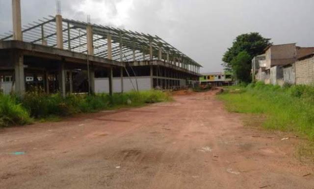 PT. ID Pengelola Pasar Di Dutamana Batam Kota Diduga Tipu Konsumen