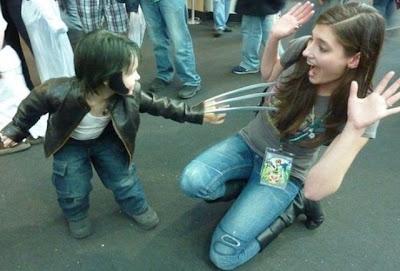 Wolverine en miniatura