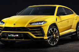 Lamborghini Launches Urus Super SUV, Gives It 641HP To Play With
