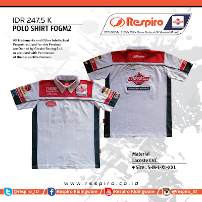 Respiro Polo Shirt FOGM2