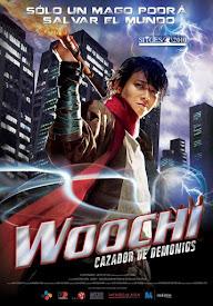 pelicula Woochi, cazador de demonios