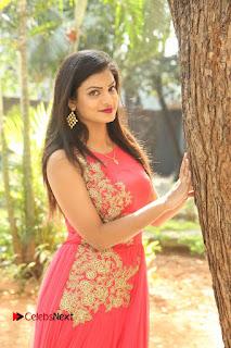 Telugu Actress Anusha Stills at Dhyavudaa Movie Teaser Launch  0017.JPG