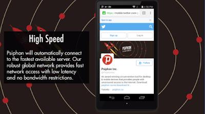 تحميل برنامج سايفون psiphon فتح المواقع المحجوبة