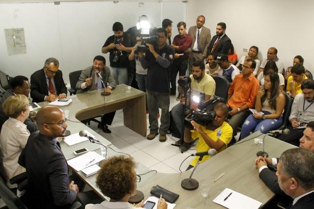 Comissão de Cidadania recebe denúncias de intimidação de testemunhas do caso Itambé
