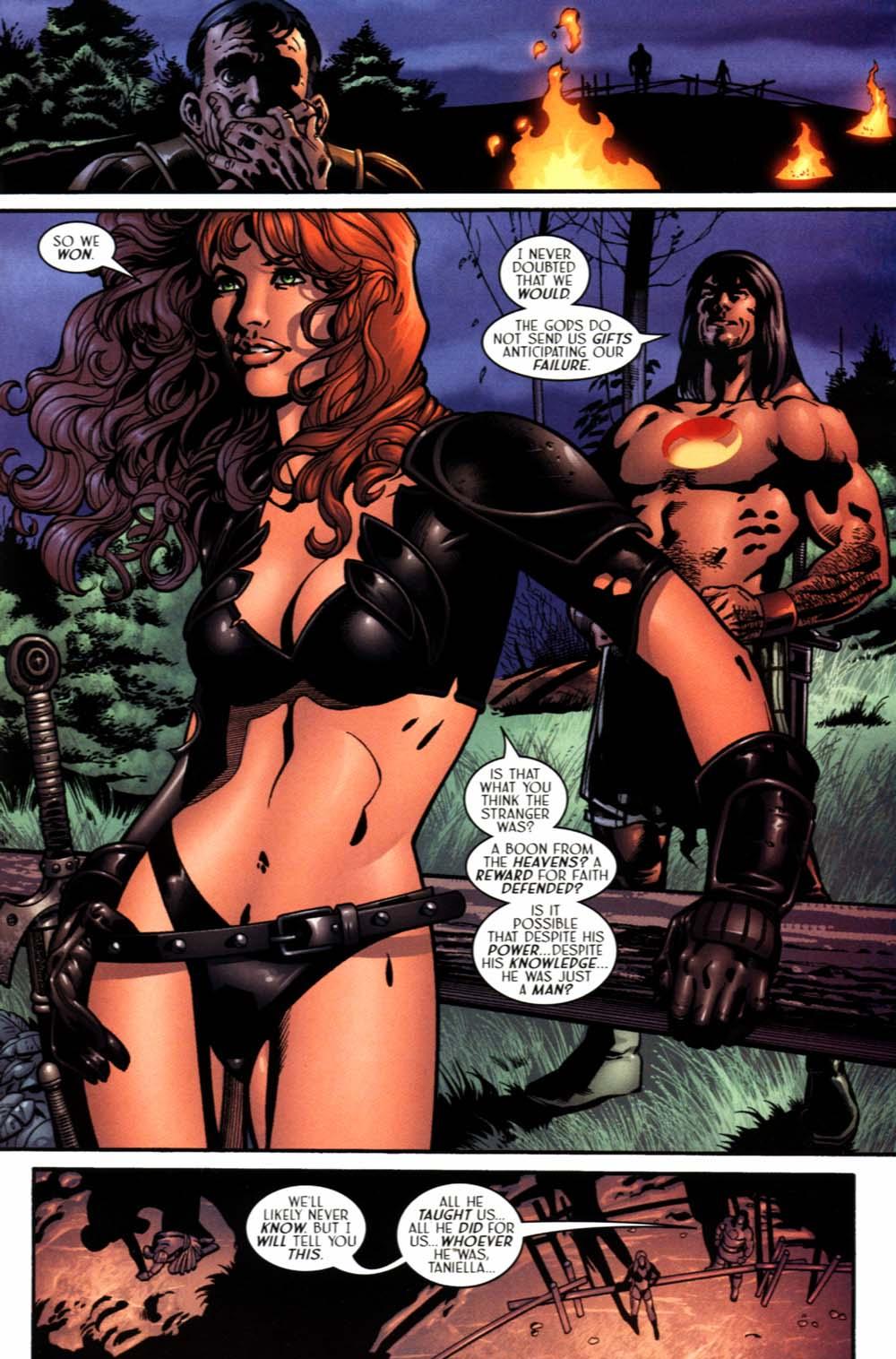 Read online Sigil (2000) comic -  Issue #19 - 26