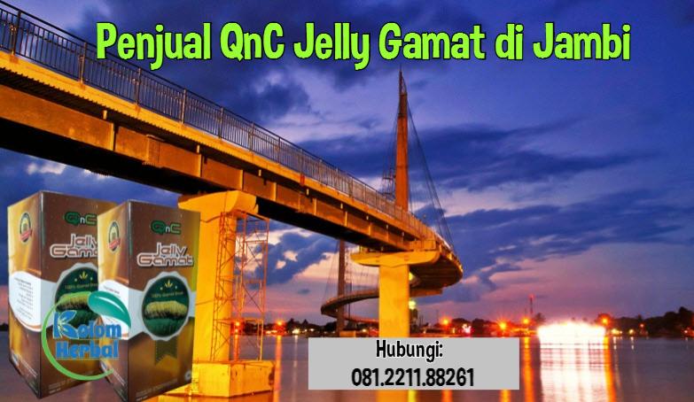 Penjual QnC Jelly Gamat di Jambi
