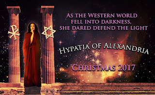 Book Showcase: Hypatia of Alexandria by Laurel A. Rockefeller