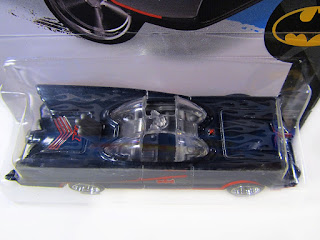 Hot Wheels sth Batmobile