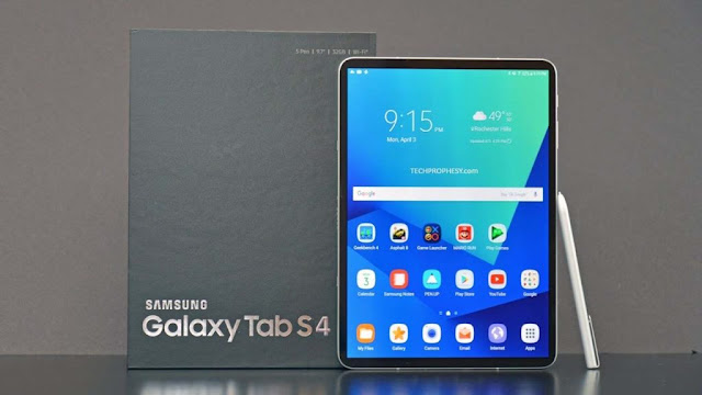Fortnite will be launch for Android with Samsung Galaxy Tab S4. An exclusive release.