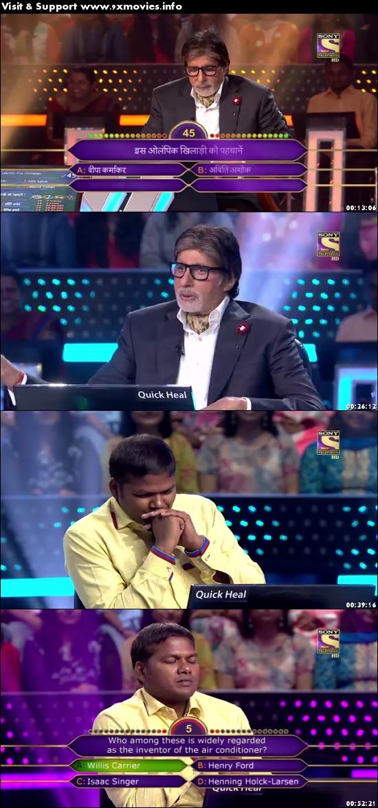 Kaun Banega Crorepati 05 October 2017 HDTV 480p 250MB