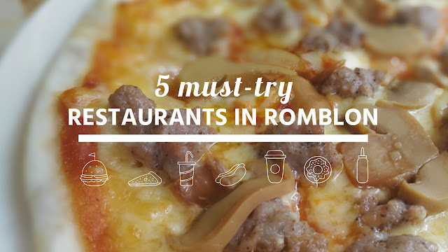 Where to Eat must try restaurants in Romblon