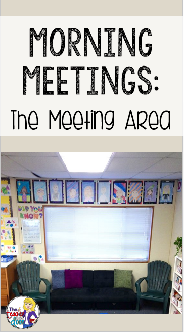 Morning meetings in the classroom upper elementary snapshots prepare a morning meeting area m4hsunfo