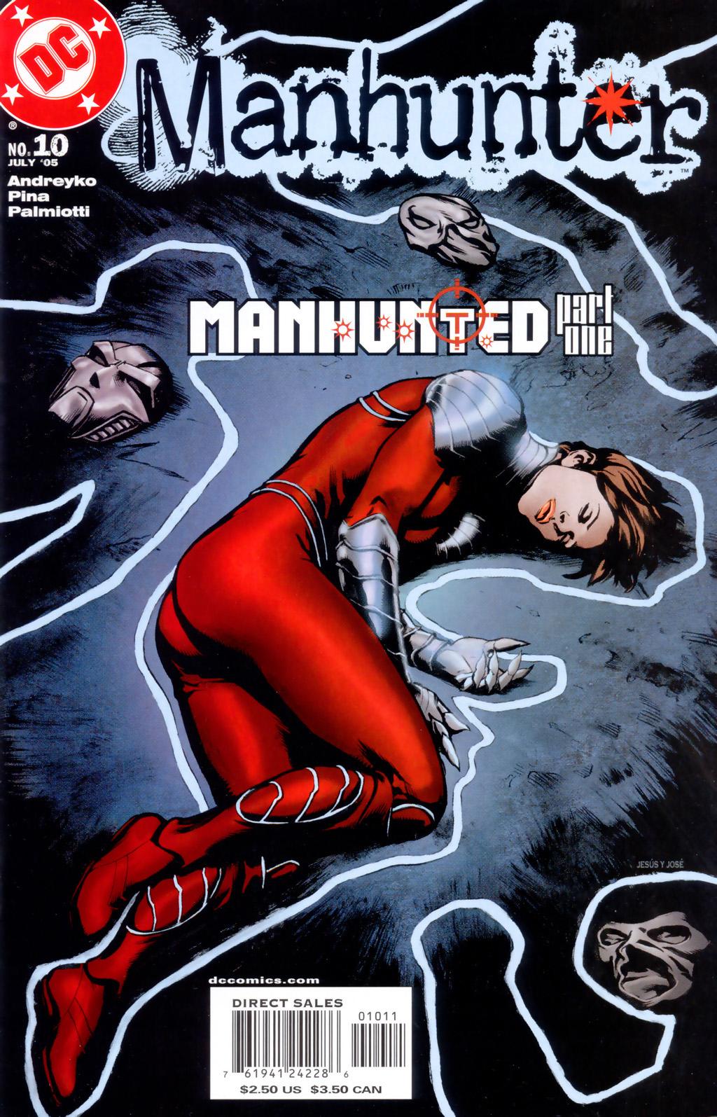 Manhunter (2004) issue 10 - Page 1