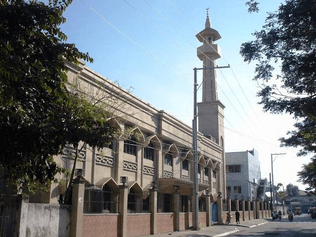 Beautiful Masjid's in the Philippines Barbara Zamboanga City Images Photo