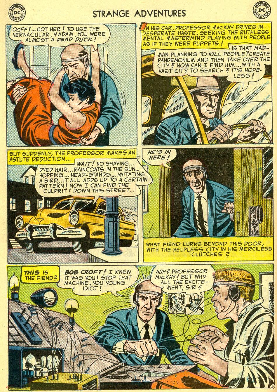 Strange Adventures (1950) issue 44 - Page 22