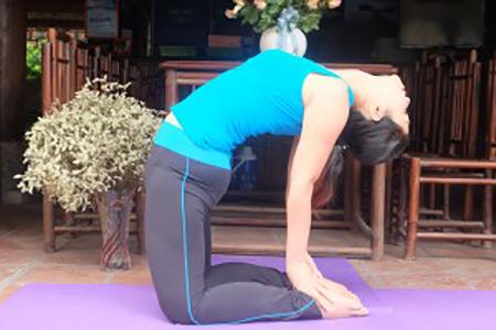bài tập Yoga đơn giản điều trị bệnh đau lưng-3