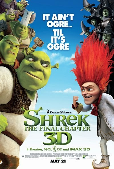 Watch Shrek Forever After (2010) Online For Free Full Movie English Stream