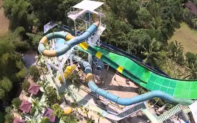 Ticket Masuk Nirwana Waterpark Lombok