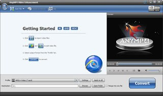 AnyMP4 Video Enhancement 7.2.18 Multilingual Full Version