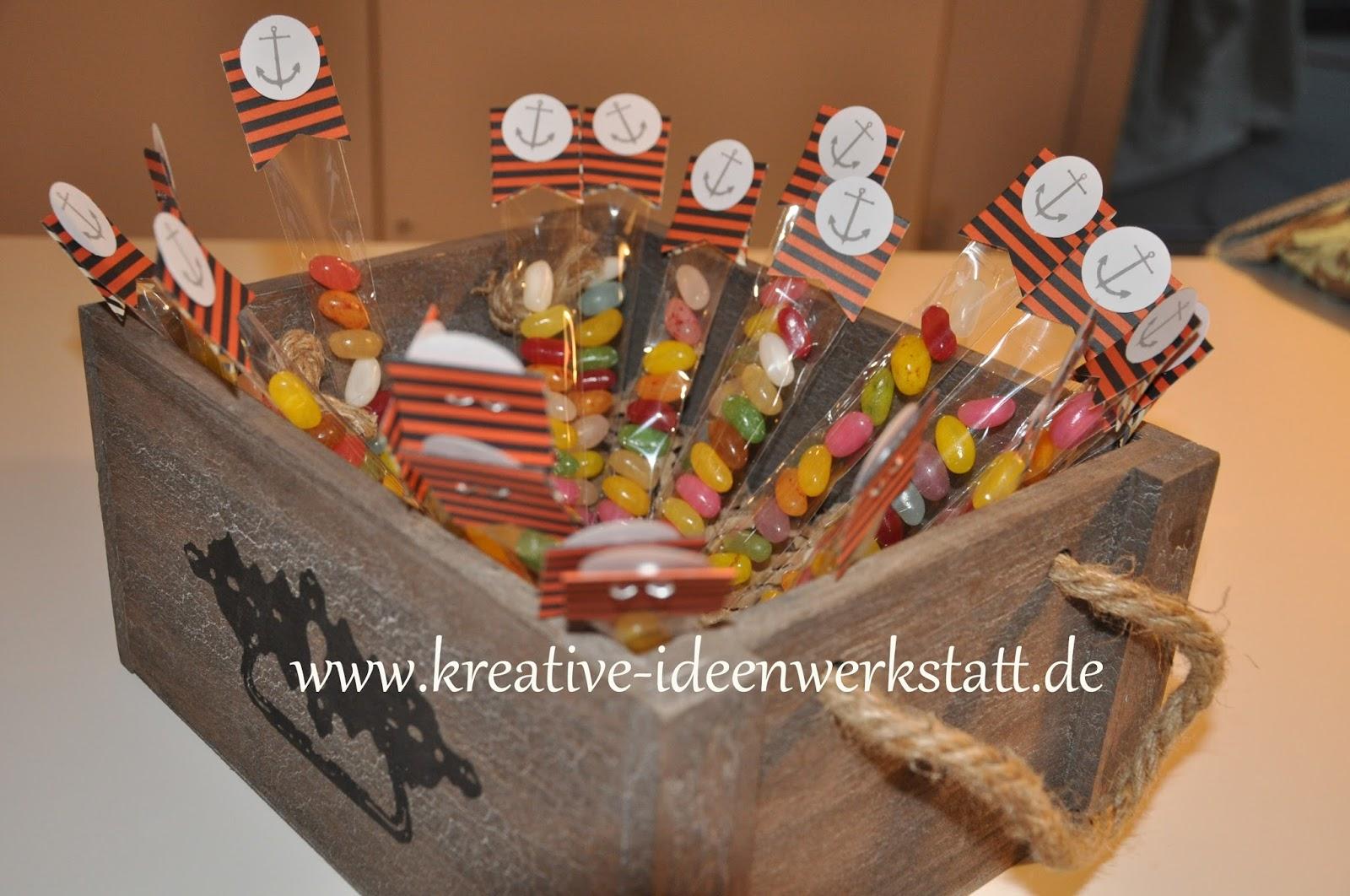 Vanina Freiwald Piratengeburtstag Im Kindergarten