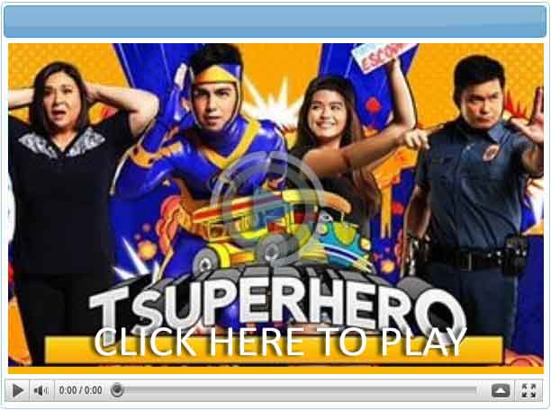 Tsuperhero  - Pinoy Show Biz  Your Online Pinoy Showbiz Portal