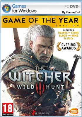 The Witcher 3 Wild Hunt GOTY Edition [Full] Español [MEGA]