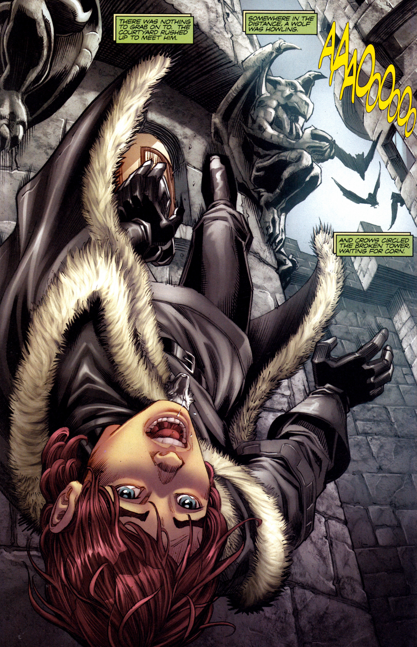 Read online A Game Of Thrones comic -  Issue #3 - 16