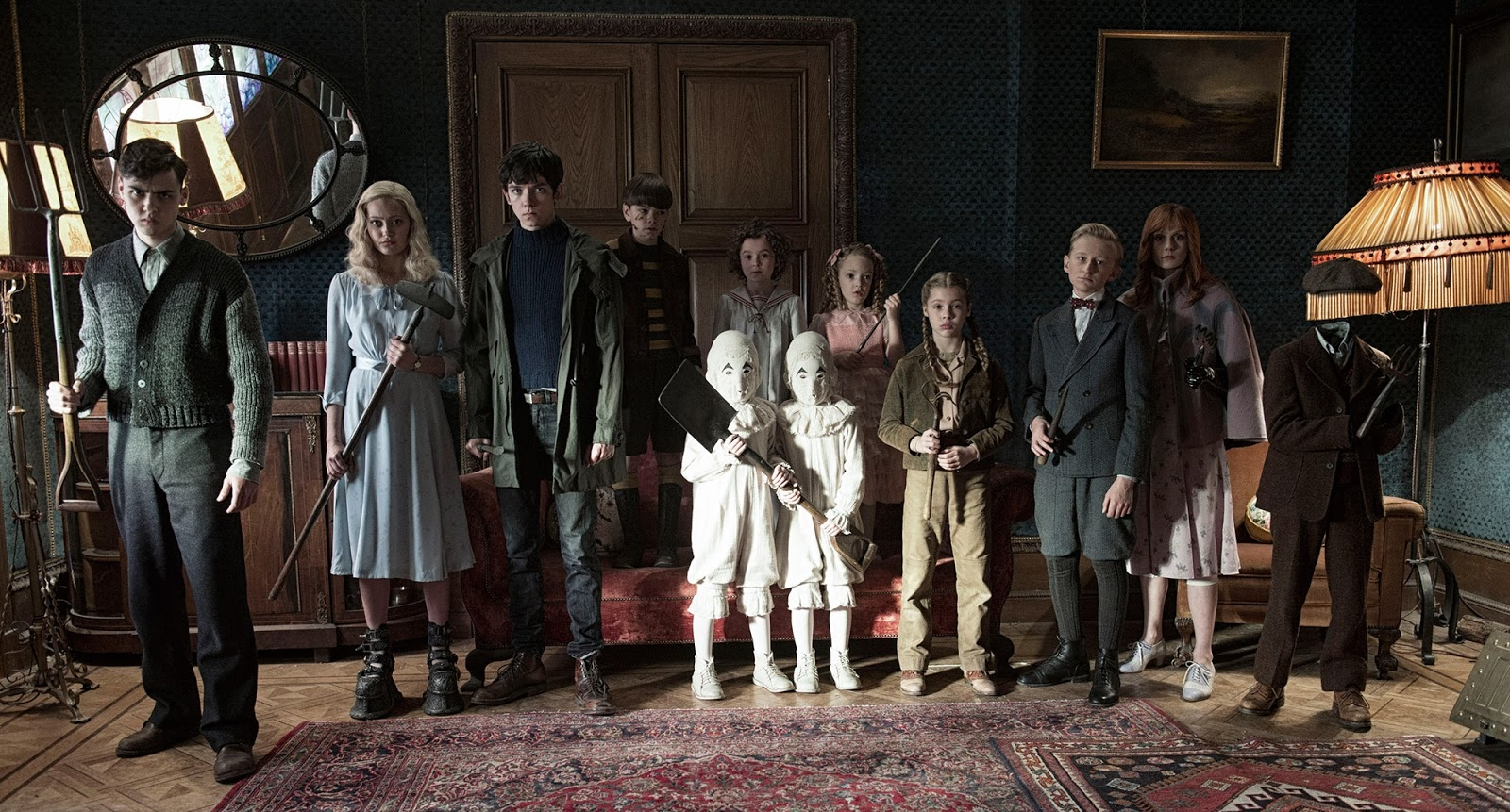 MOVIES: Miss Peregrine's Home for Peculiar Children - Review